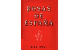 FRIERA, C: Rosas de España, 1957